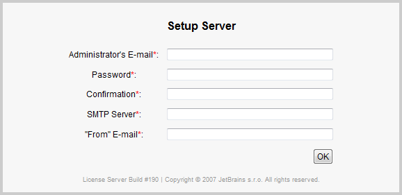 JetBrains License Server User Guide - License Server