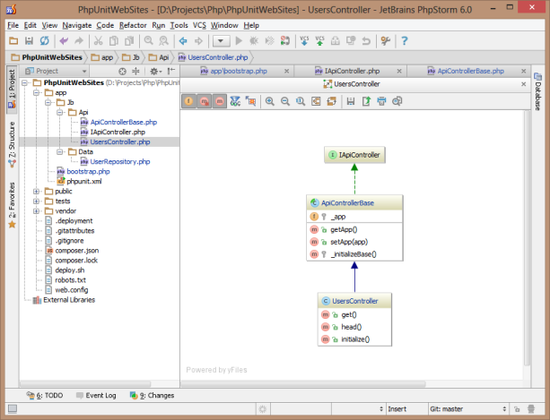 Working with UML class diagrams - PhpStorm - Confluence