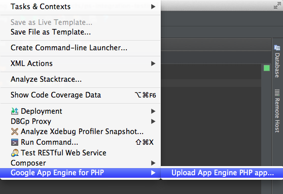Getting Started with PhpStorm as Google App Engine PHP IDE ...
