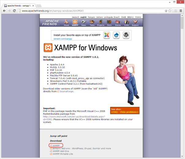 Installing and configuring XAMPP - PhpStorm - Confluence