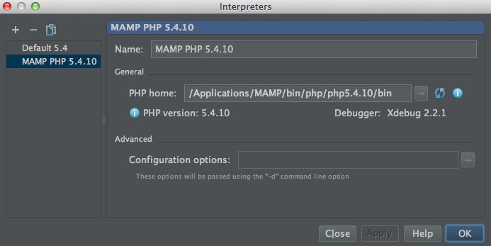 how to know php version